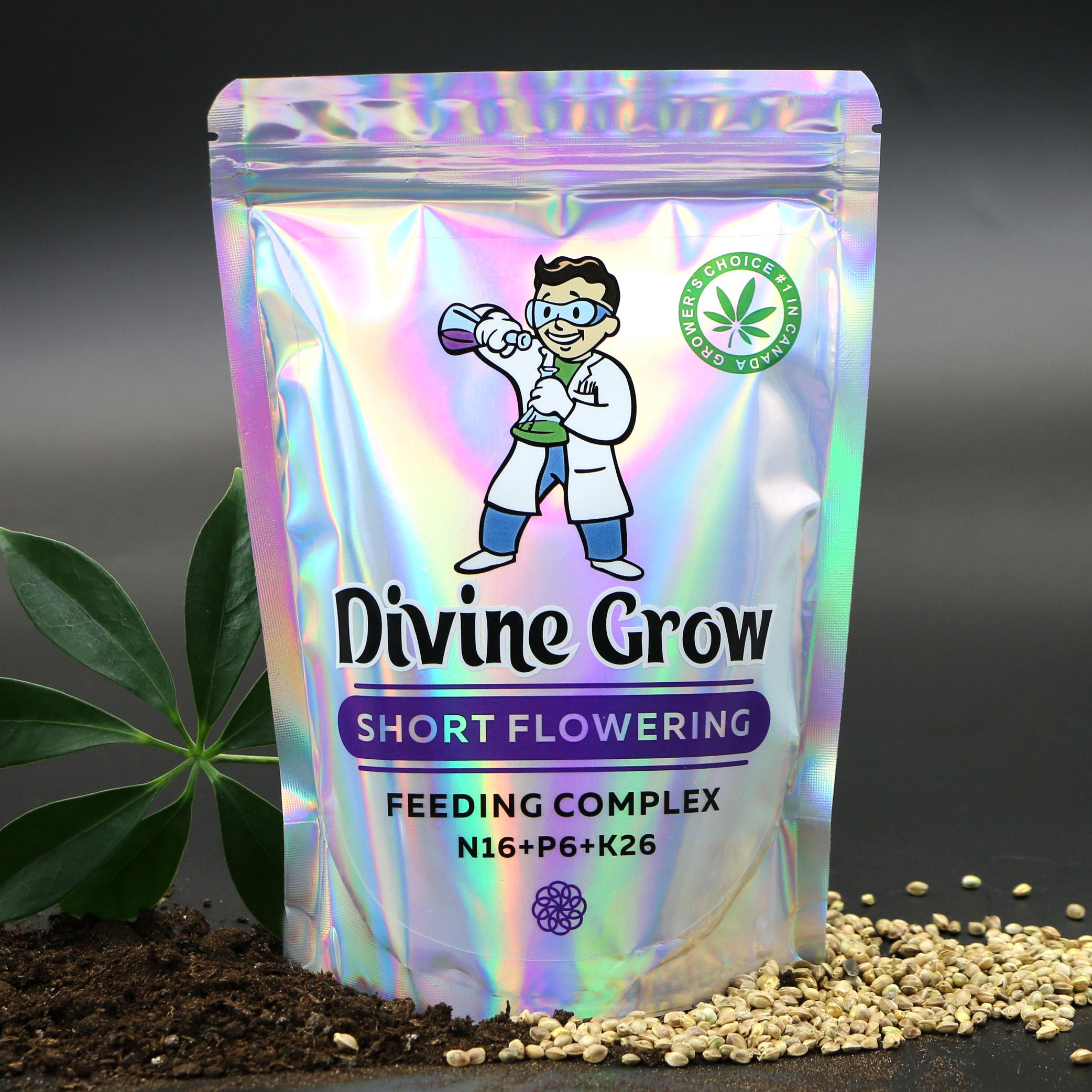 DIVINE GROW FERTILIZERS | Divine cannabis seeds bank